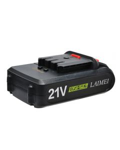 21V lithiová baterie Li-ion baterie elektrické nářadí dobíjecí vrtačka pro akumulátor šroubovák baterie elektrický vrták