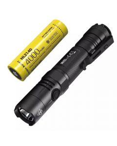 NITECORE MH10 V2 CREE XP-L2 V6 LED 00 lumenů USB-C nabíjení 21700 Baterie Svítilna