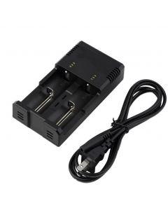 Nitecore i2 Intellicharge univerzální baterie nabíječka Inteligentní nabíjení PowerIQ design pro 18650 14500 AA AAA