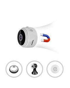 A9 DV WiFi Mini kamera 80P HD detekce pohybu / IR noční vidění 150 stupňů širokoúhlý hlas video webcam