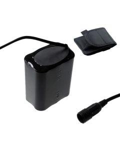 Šroub pevné rozhraní 8.4V 6 x 18650 13200mAh kolo světlometů baterie pro LED světlo jízdního kola